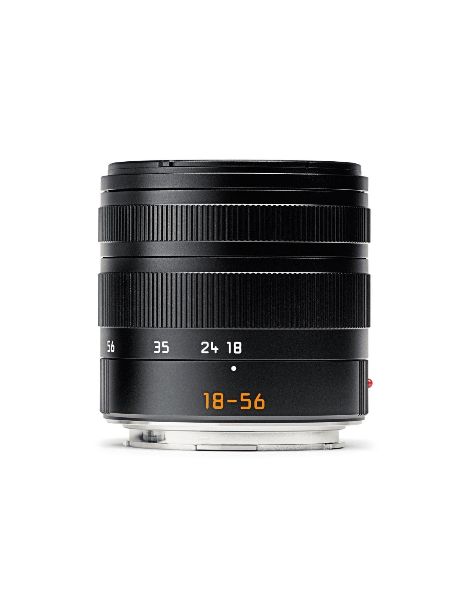 Leica Leica 18-56mm f3.5-5.6 Vario-Elmar-TL ASPH Black   110-80