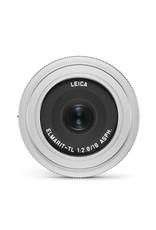 Leica Leica 18mm f2.8 Elmarit-TL ASPH Silver Anodized  110-89