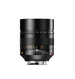 Leica Leica 90mm f1.5 Summilux-M ASPH Black 116-78