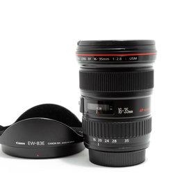 Canon Canon EF16-35mm f2.8L USM   AP2080502