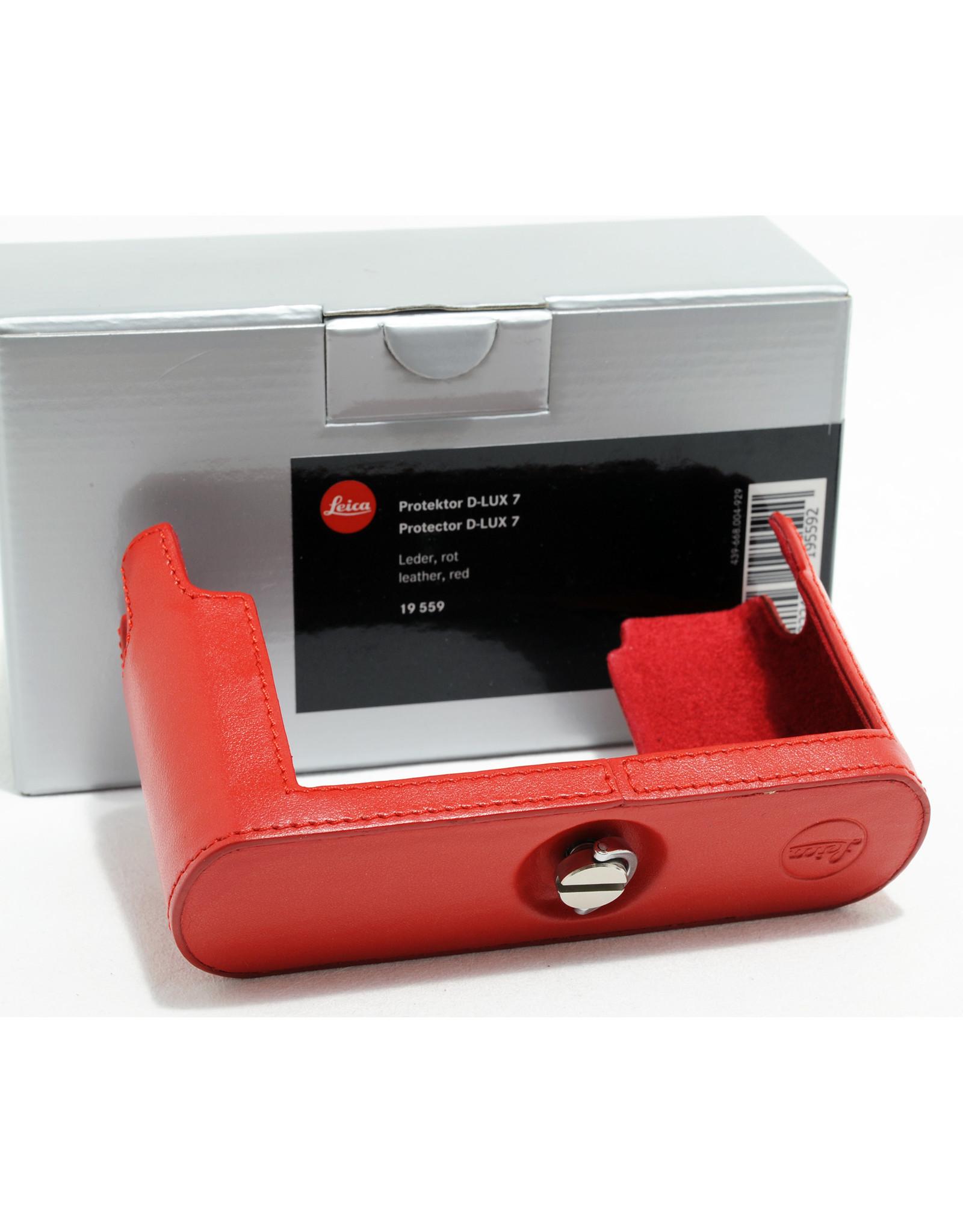 Leica Leica Protector D-Lux 7 Red   AP2070905