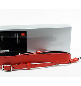 Leica Leica Carrying Strap D-Lux Red   AP2070906