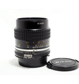Nikon Nikon 55mm f2.8 AIS Macro   NMF8120605