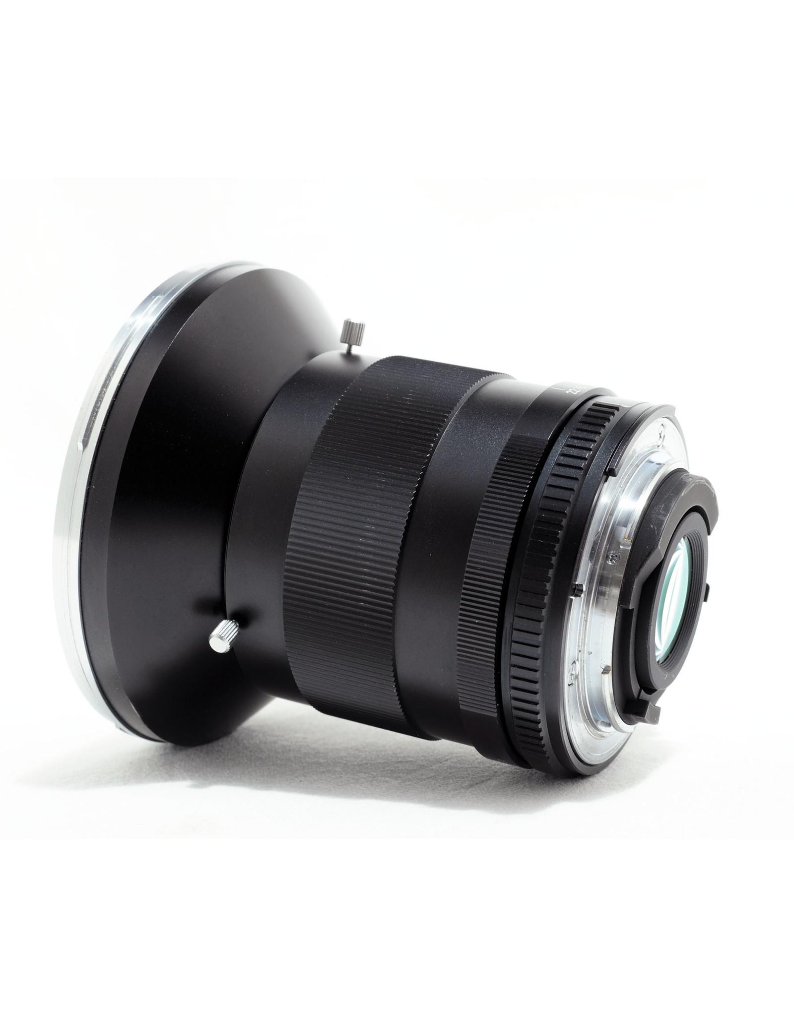 Zeiss Zeiss 21mm f2.8 Distagon ZF-I