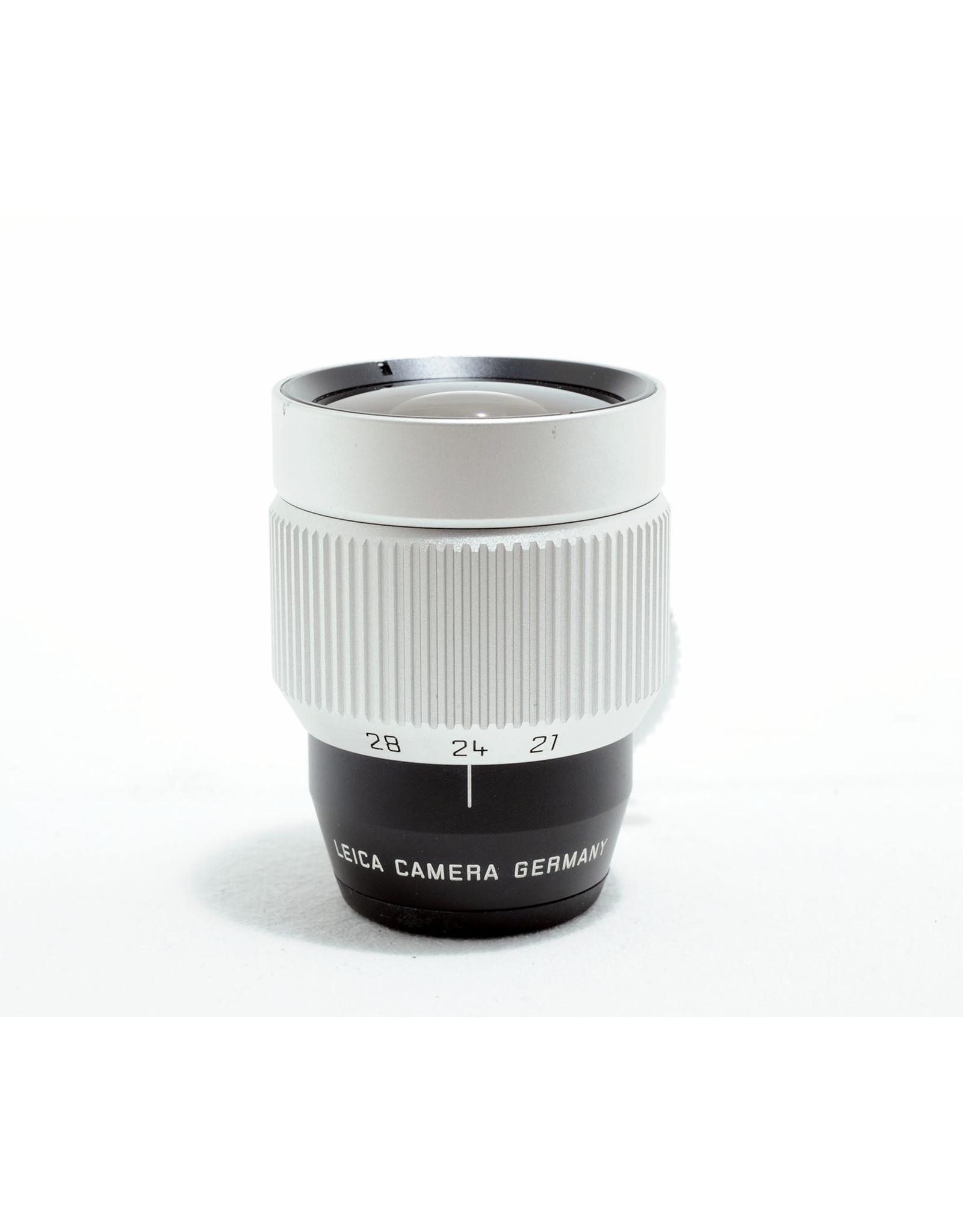 Leica Leica 21-24-28mm Multi Finder Silver   4