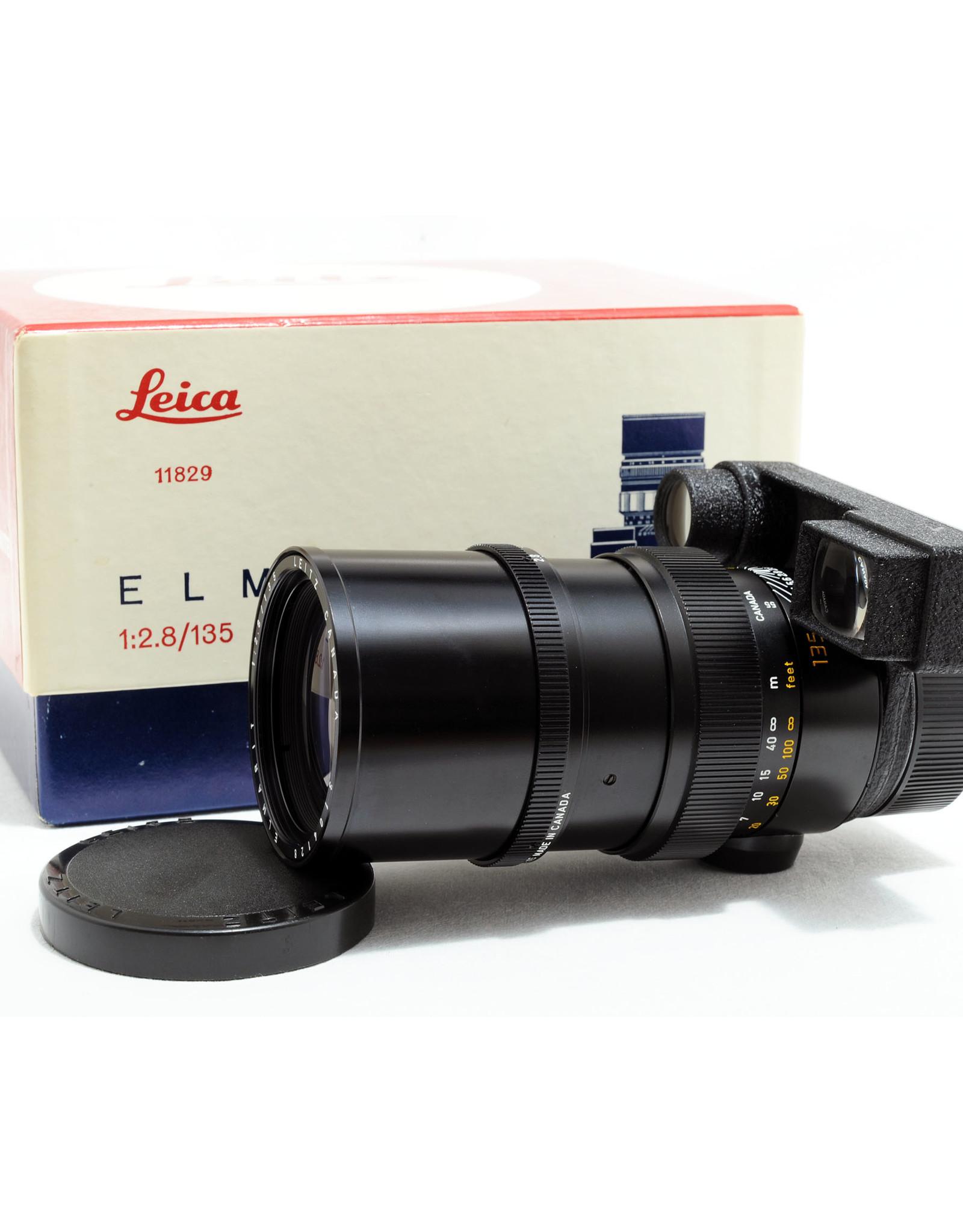 Leica Leica 135mm f2.8 Elmarit  (boxed)