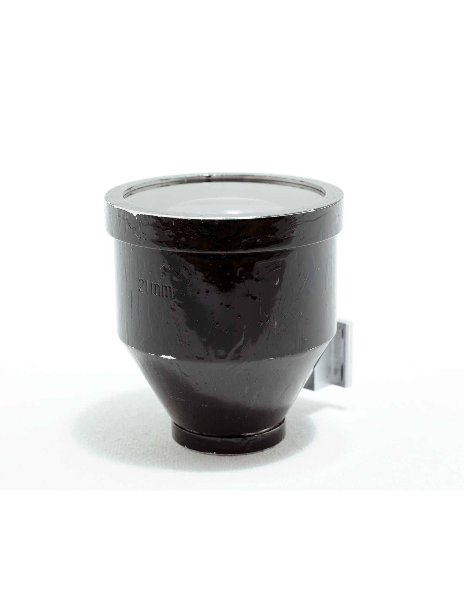 Pasoptik Pasoptik 21mm V/finder  Painted in Gloss black