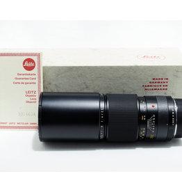 Leica Leica 250mm f4 Telyt-R  3 cam Version II   ALC107506