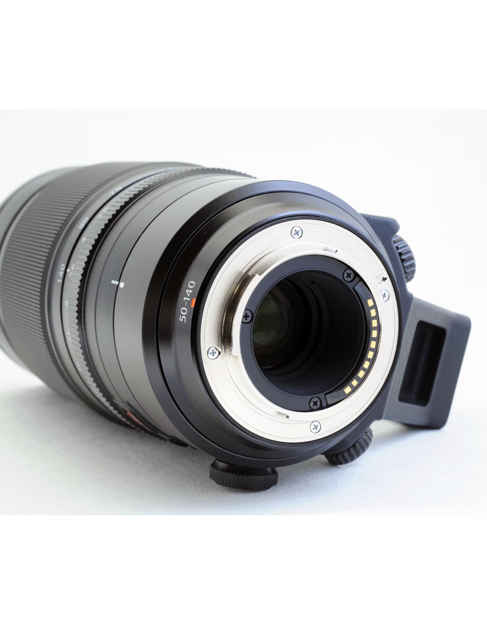 Fuji Fuji 50-140mm f2.8 R LM OIS WR + hood (boxed)