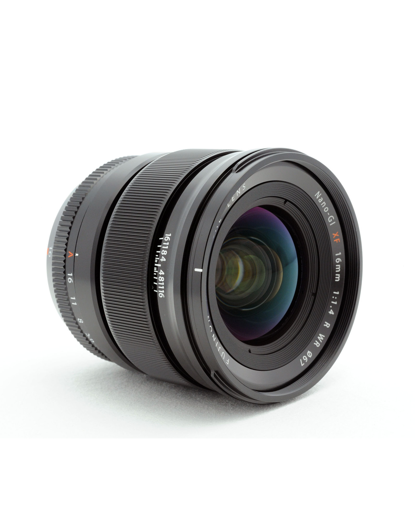 Fujifilm Fuji XF16mm f1.4 R WR Black 16463670