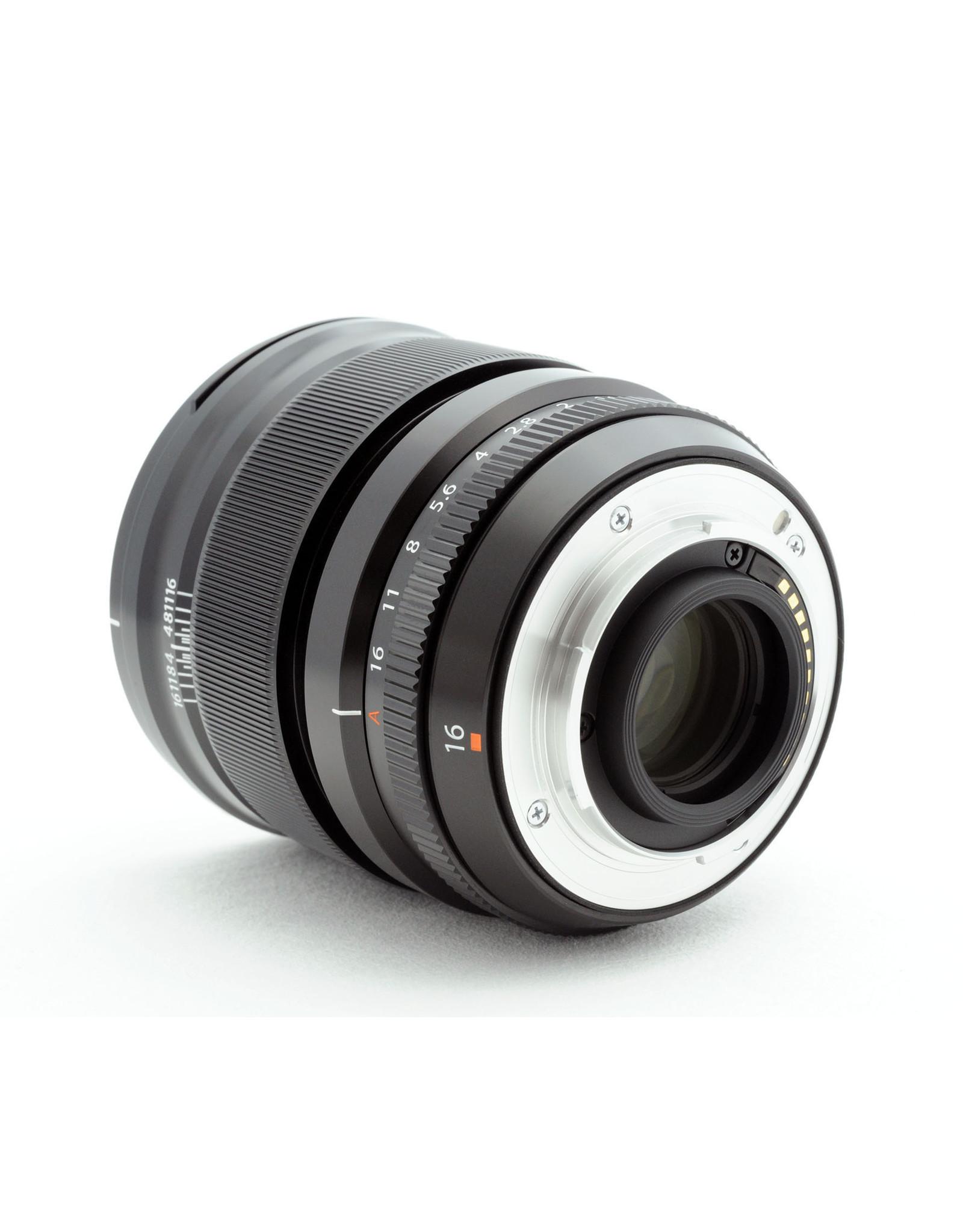Fujifilm Fujifilm XF16mm f1.4 R WR Black 16463670