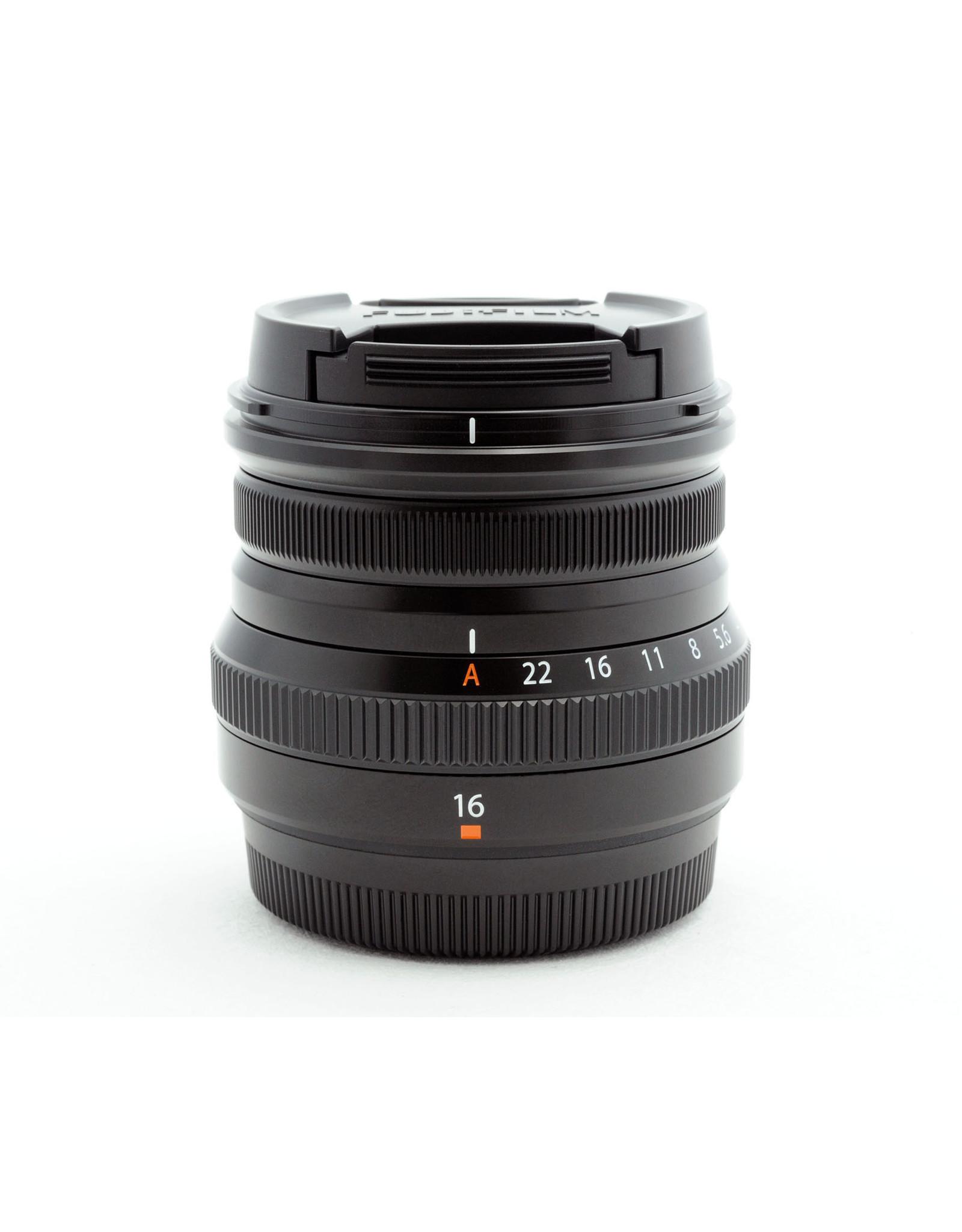 Fuji Fuji XF16mm f2.8 R WR Black 16611667