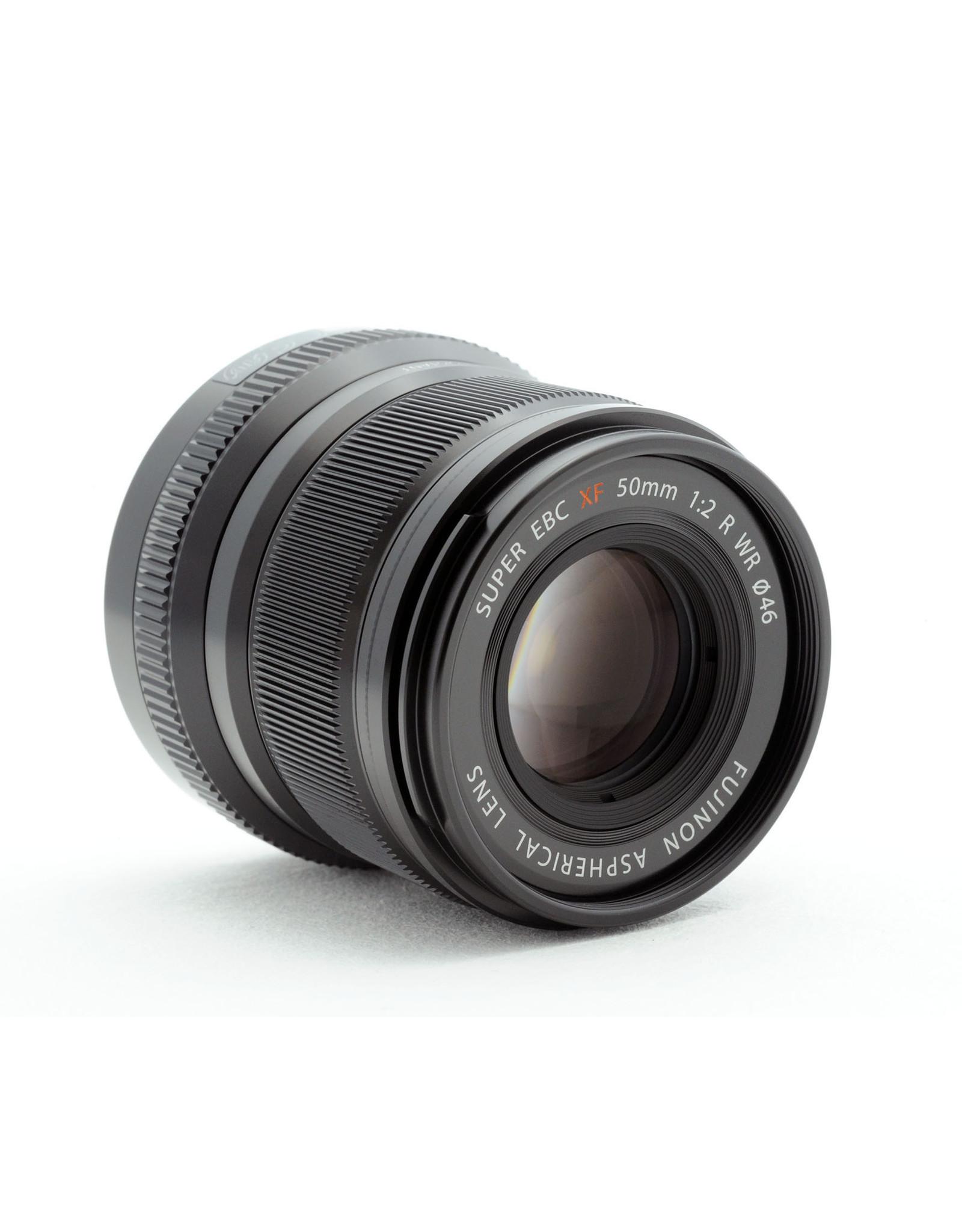 Fujifilm Fujifilm XF50mm f2 R WR Black   16536611