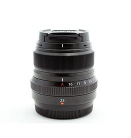 Fujifilm Fuji XF23mm f2 R WR Black   16523169
