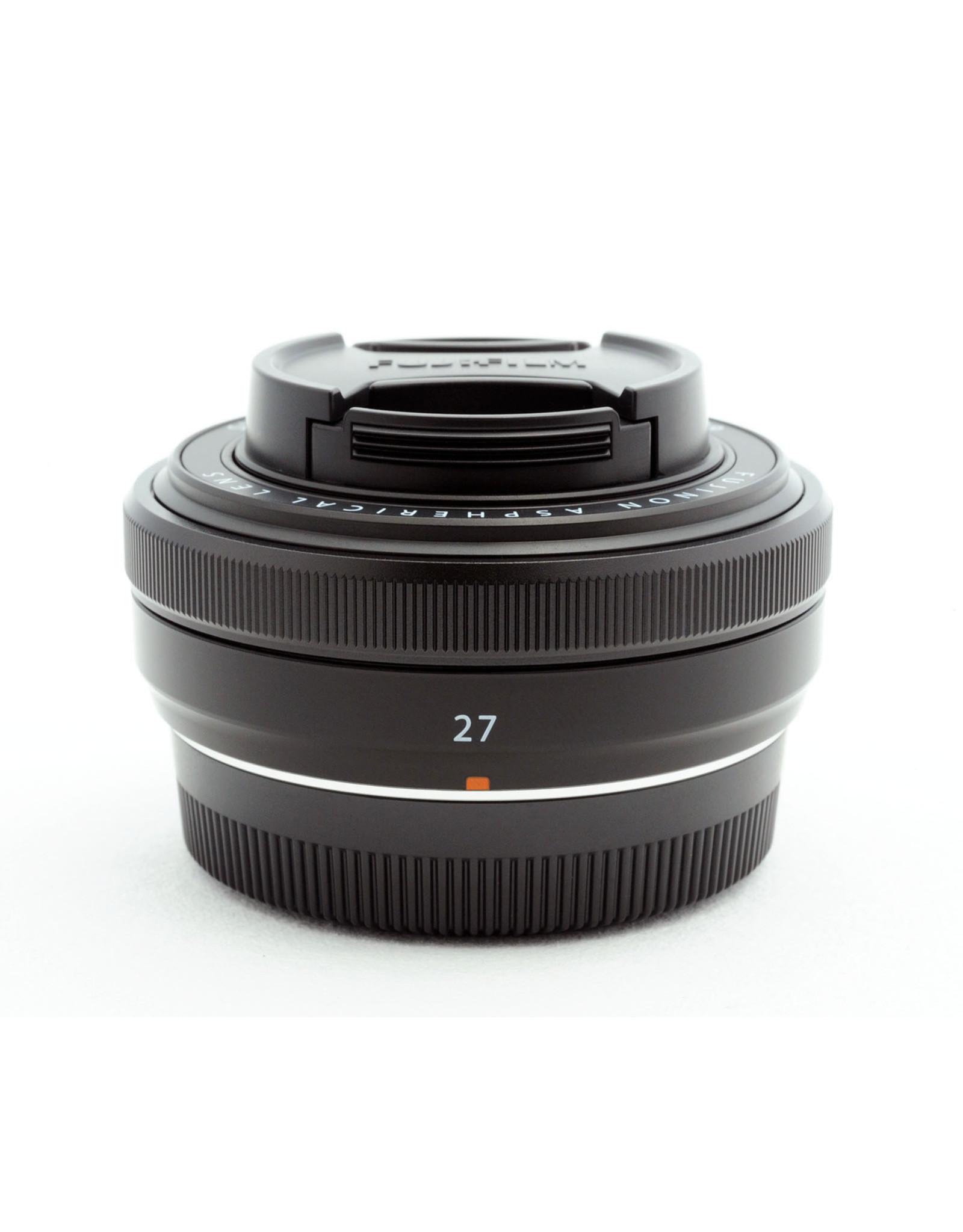 Fujifilm Fujifilm XF27mm f2.8 Black 16537689