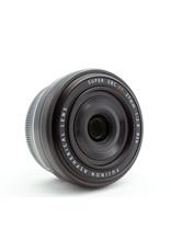 Fujifilm Fuji XF27mm f2.8 Black 16537689