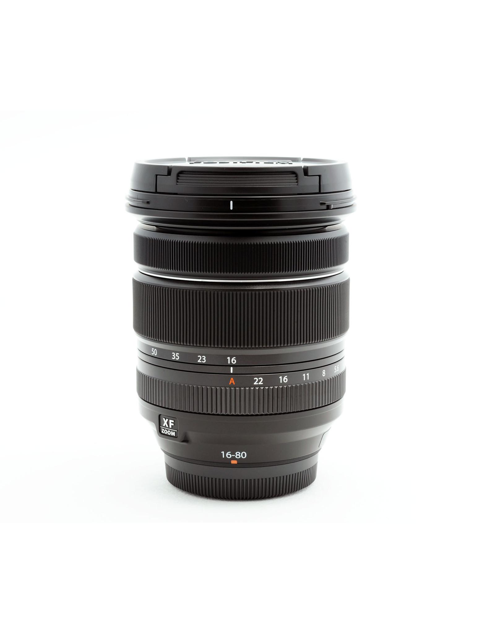 Fujifilm Fuji XF16-80mm f4 R LM OIS 16635625