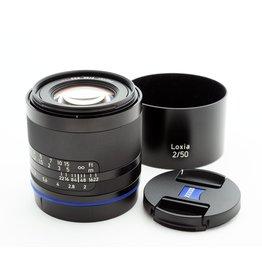 Zeiss Zeiss 50mm f2 Planar T* Loxia E   ALC108703