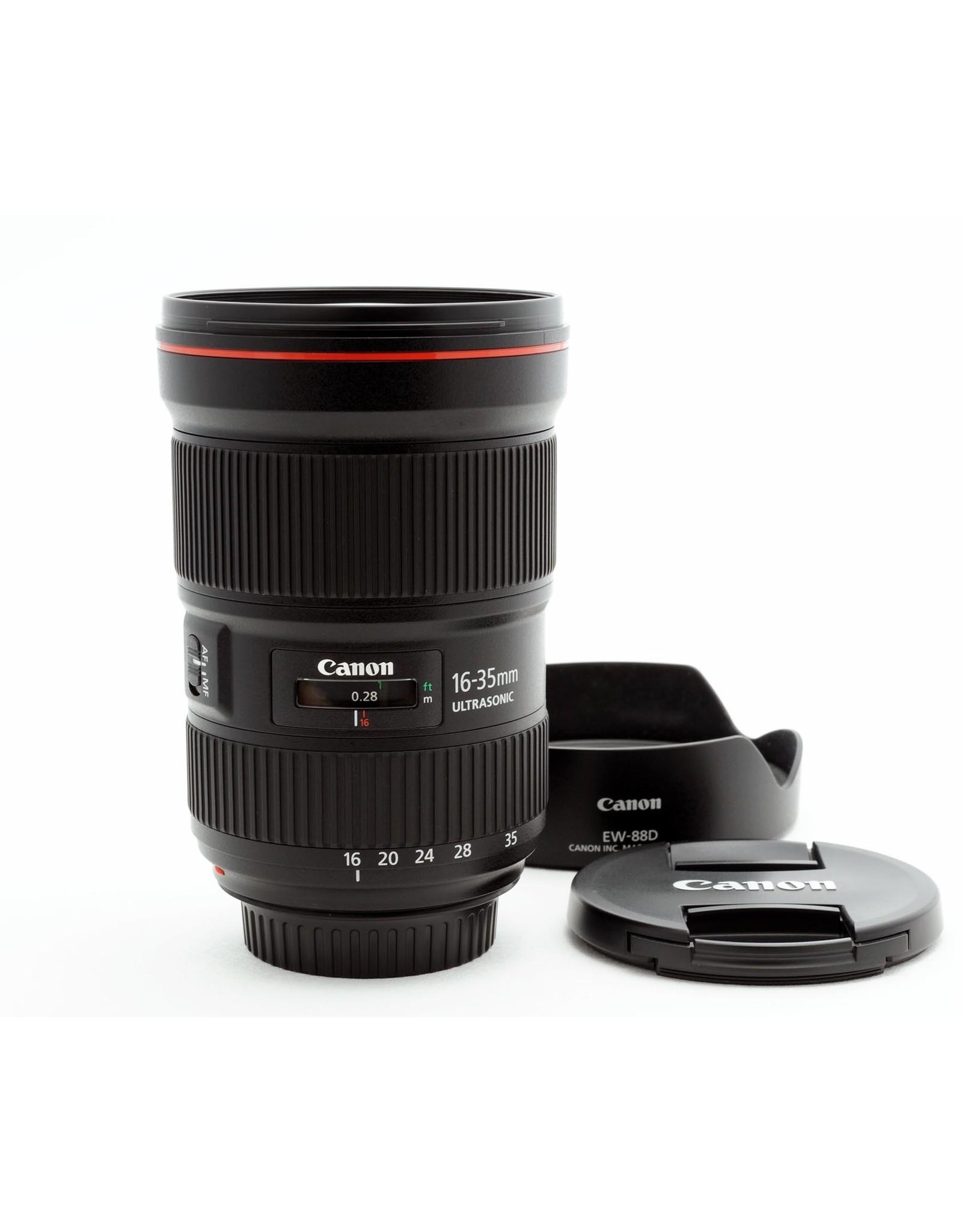 Canon Canon EF16-35mm f2.8L USM III   AP2101409