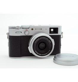 Fuji Fuji X100V Silver   AP2102802