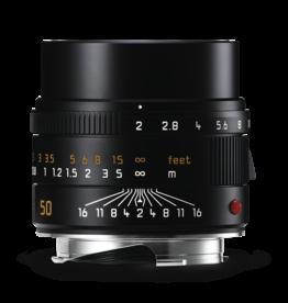 Leica Leica 50mm f2 Apo-Summicron-M ASPH Black   111-41