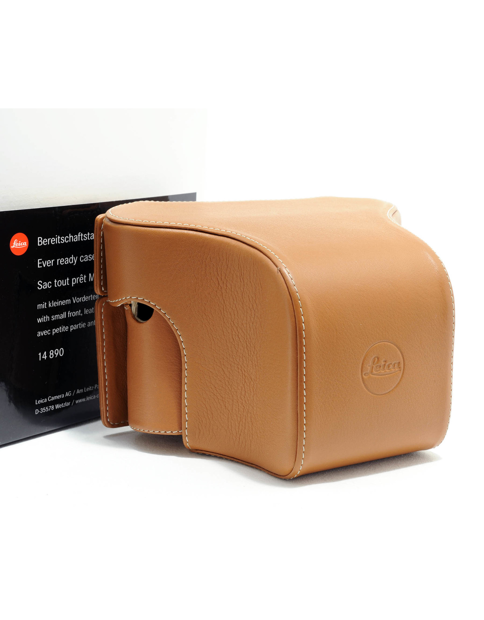 Leica Leica Ever Ready Case M/MP (Typ 240) in Cognac Leather