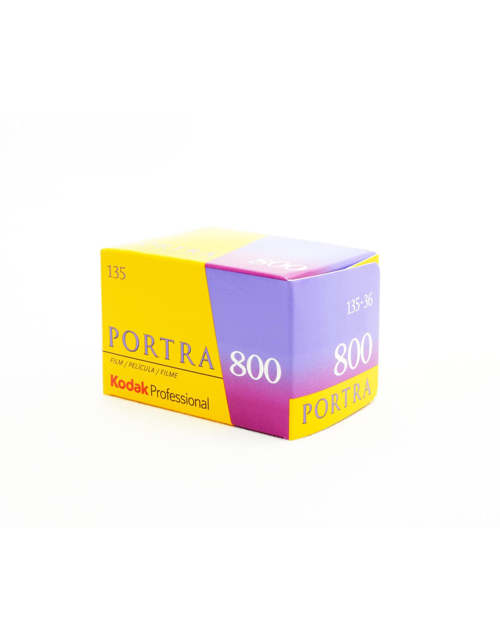Kodak Kodak Portra 800 (135/36 exp.)