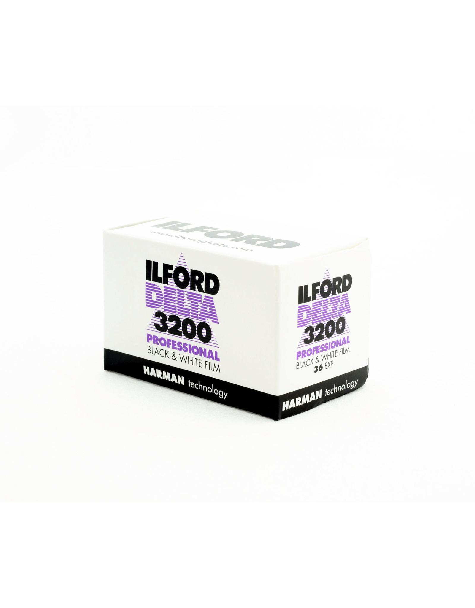 Ilford Ilford Delta 3200 (135/36 exp.)