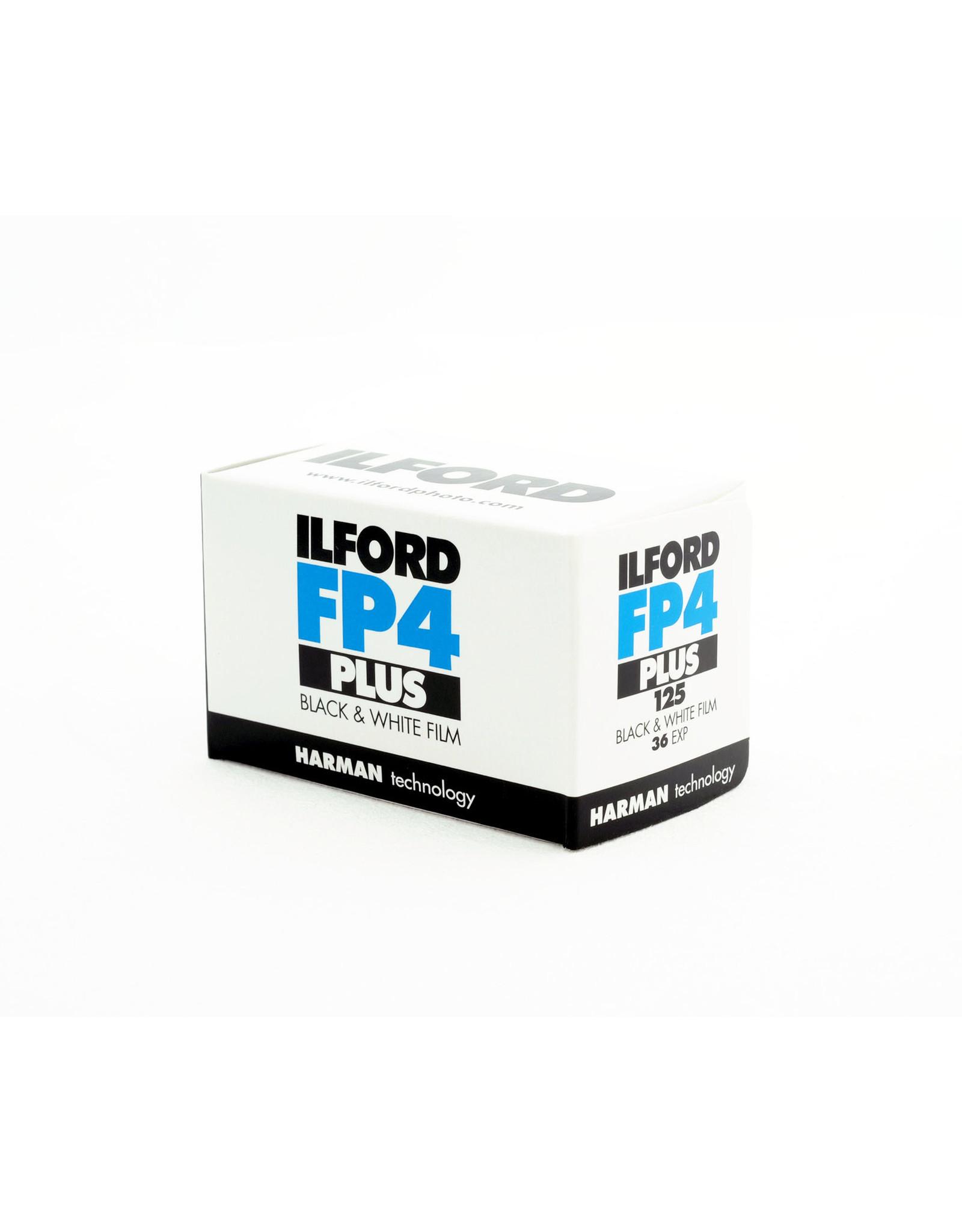 Ilford Ilford FP4+ 125 (135/36 exp.)