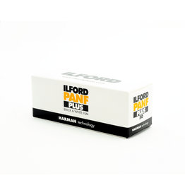 Ilford Ilford PanF Plus 50 (120) Roll Film