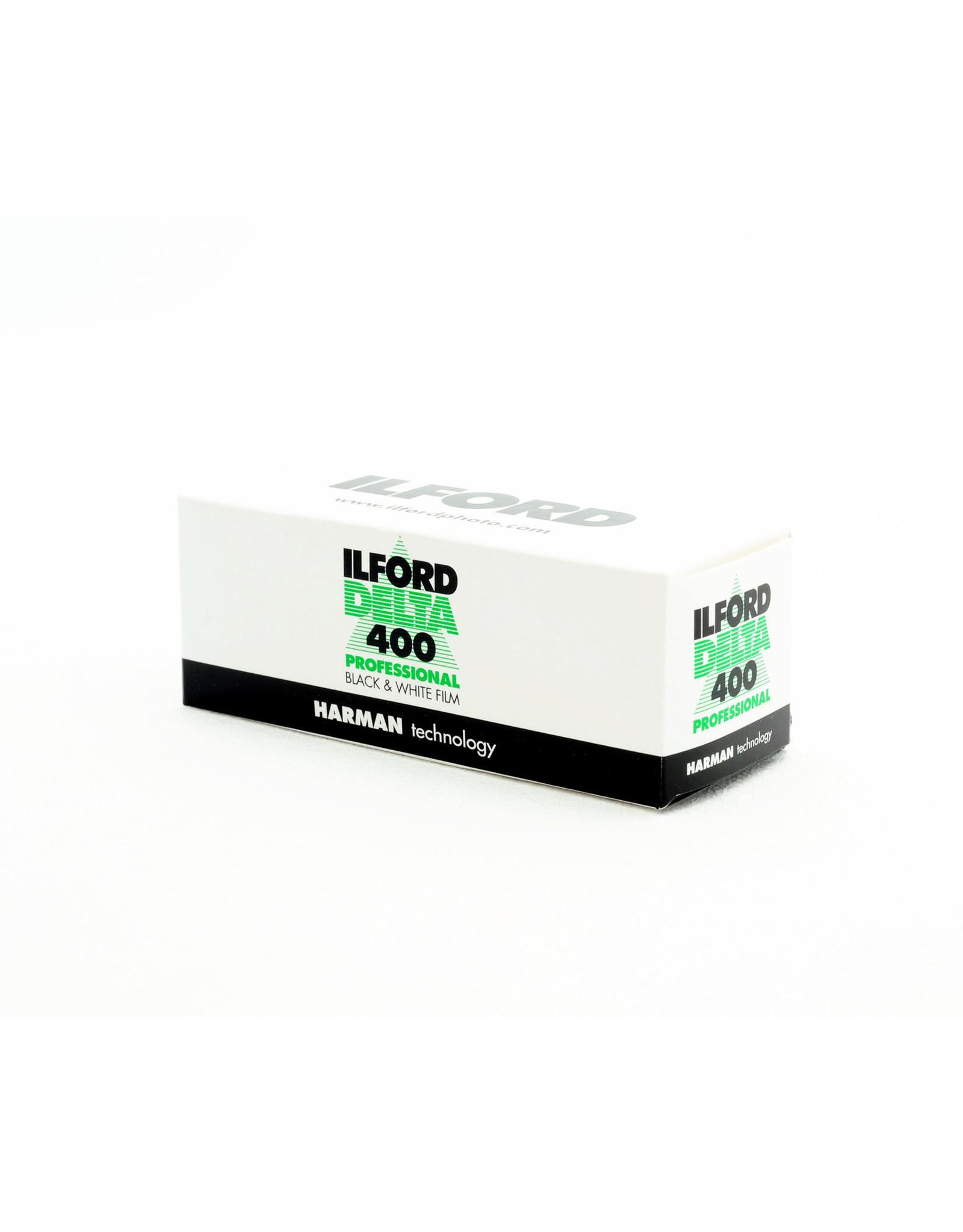 Ilford Ilford Delta 400 (120) Roll Film