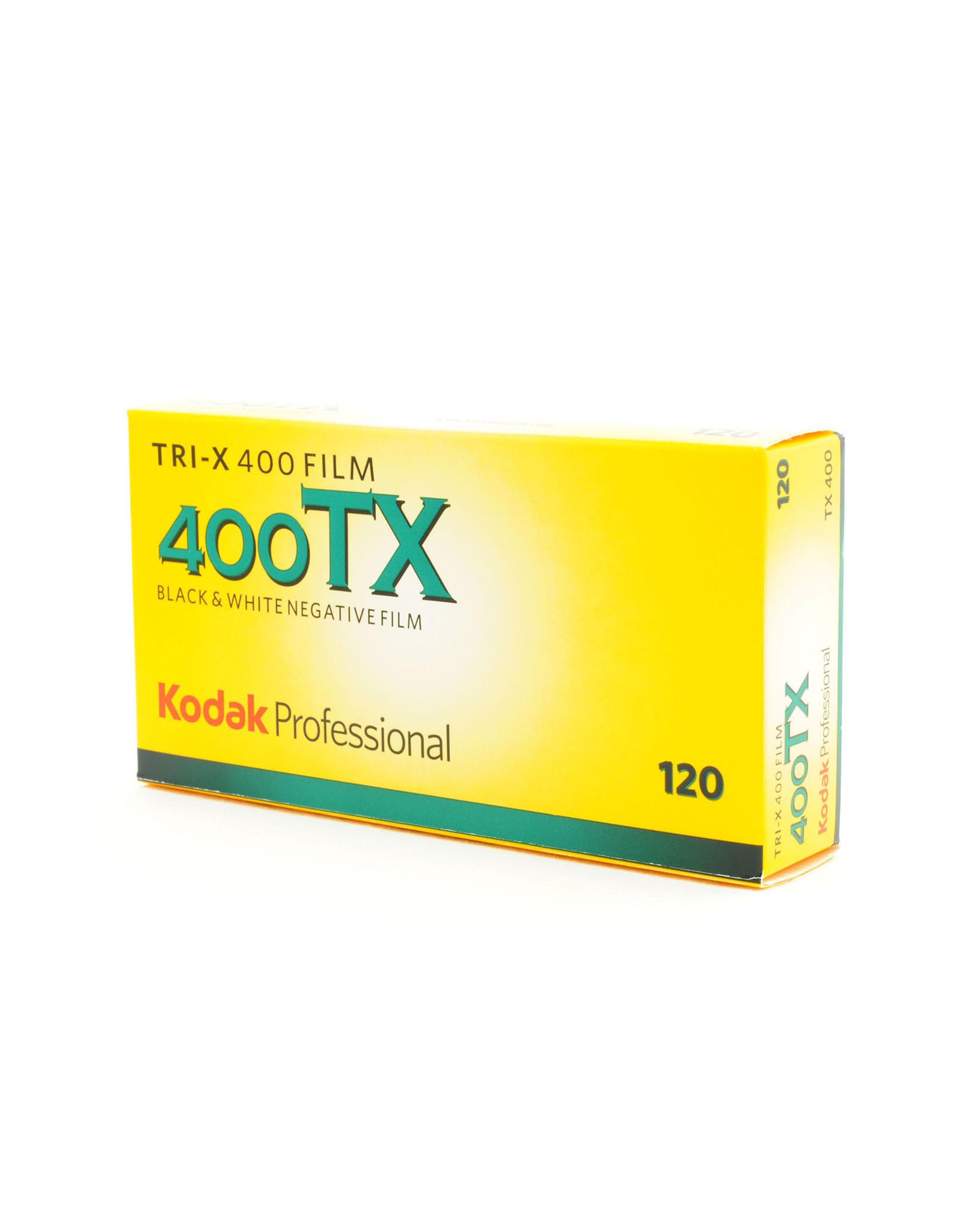 Kodak Kodak Tri-X 400 (120) Roll Film