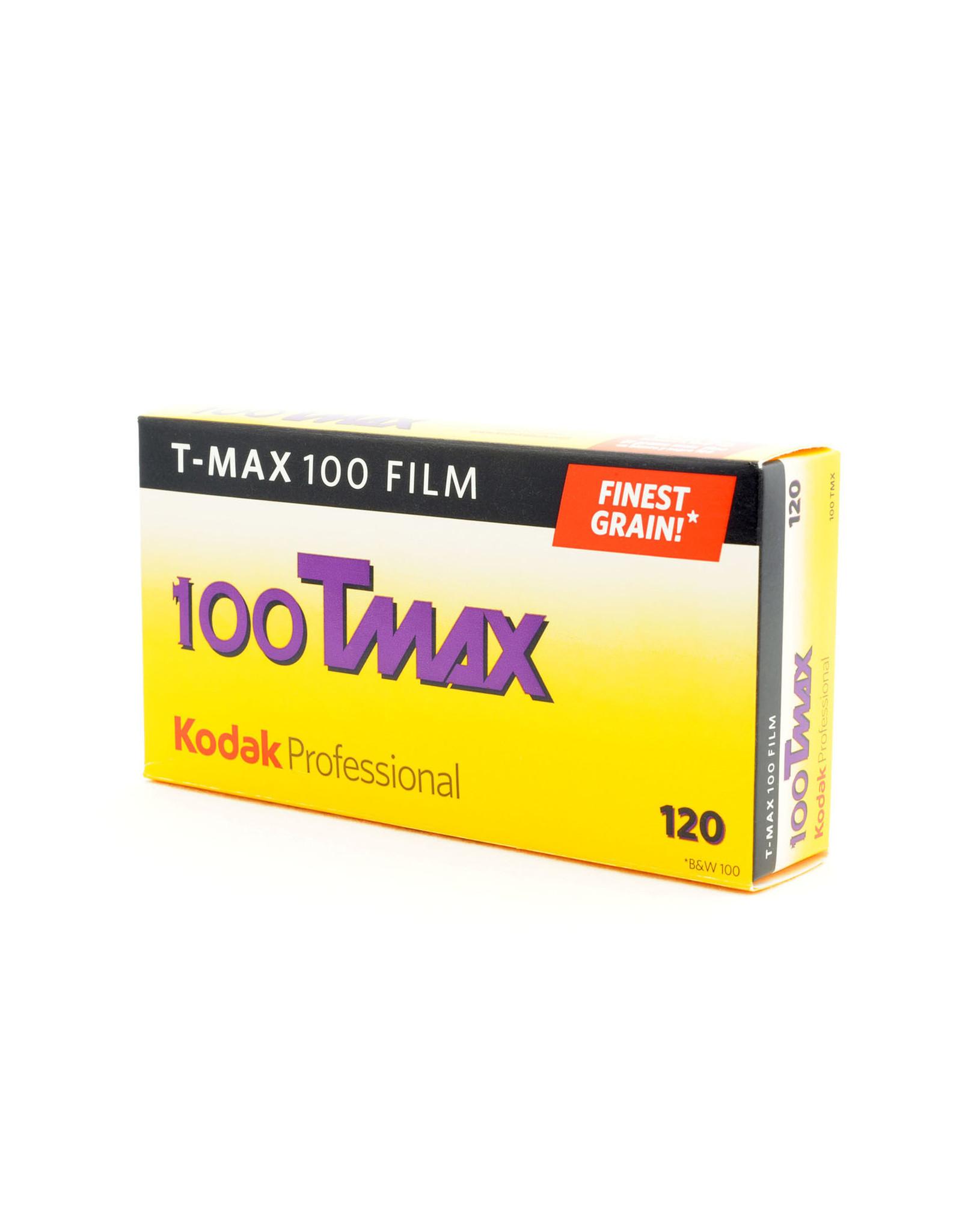 Kodak Kodak T-Max 100 (120) Roll Film