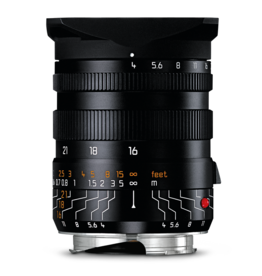 Leica Leica 16-18-21mm f4 Tri-Elmar-M ASPH Black   116-26