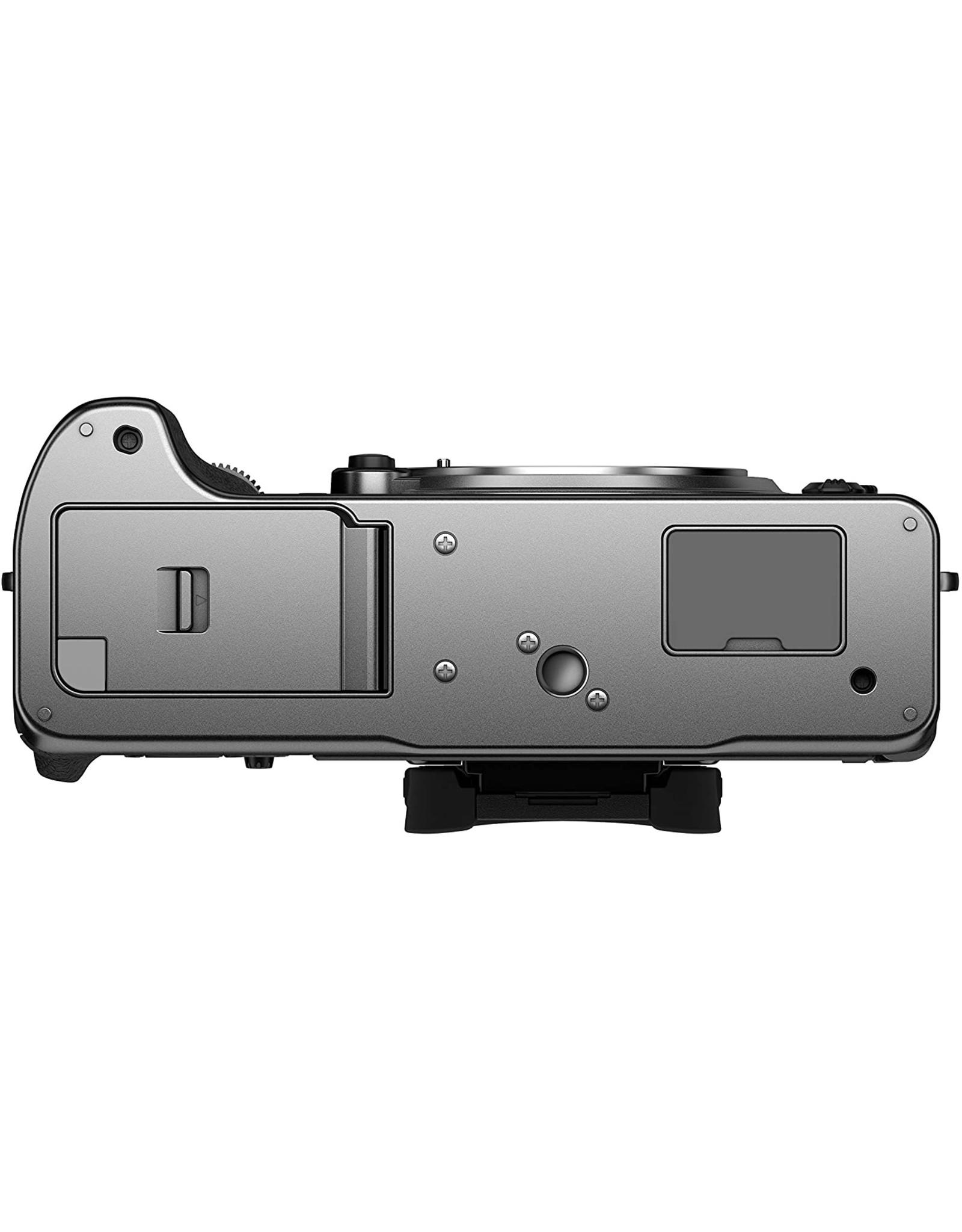 Fujifilm Fuji X-T4 Silver