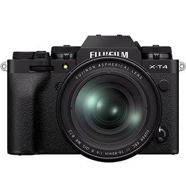 Fujifilm Fuji X-T4 with 16-80mm f2.8-4 R OIS WR Kit Black   4547410428049