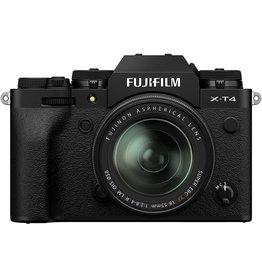 Fujifilm Fujifilm X-T4 with 18-55mm f2.8-4 R LM OIS Kit Black