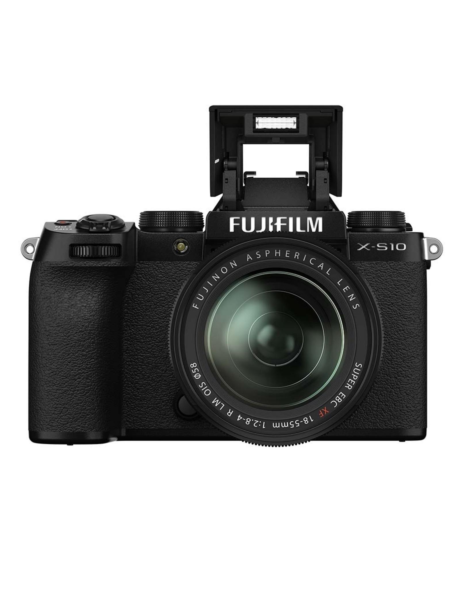 Fujifilm Fuji X-S10 Black  16670041
