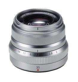 Fujifilm Fuji XF35mm f2 R WR  Silver  16481880