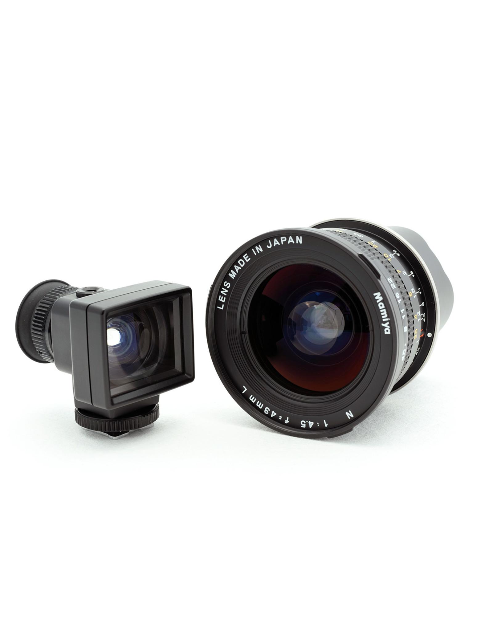 Mamiya Mamiya 43mm f4.5L   ALC109502