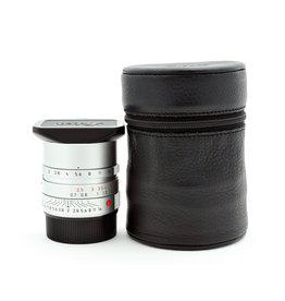 Leica Leica 35mm f2 Summicron-M ASPH II Silver    AP2093009