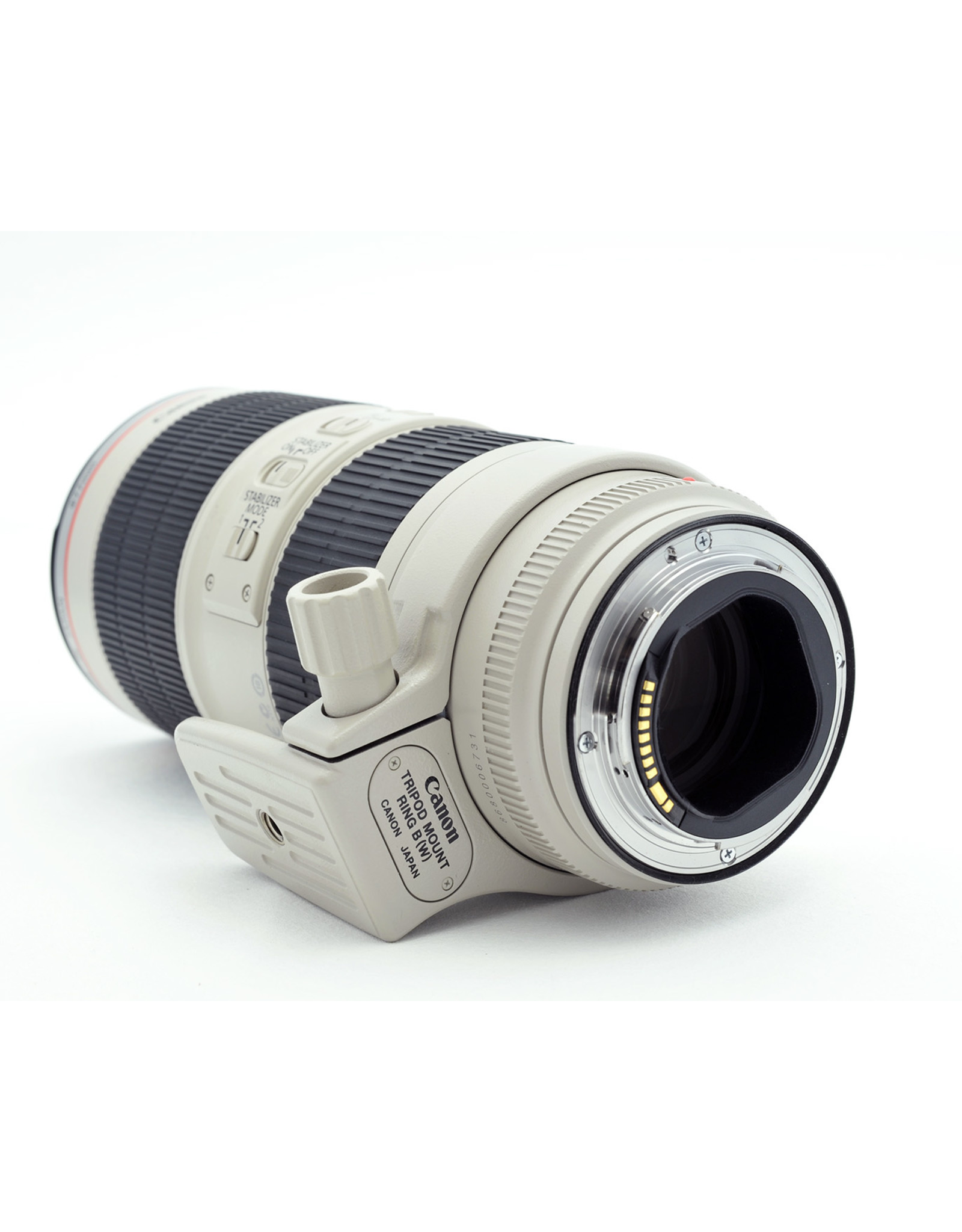 Canon Canon EF70-200mm f2.8L USM IS II    ALC109704