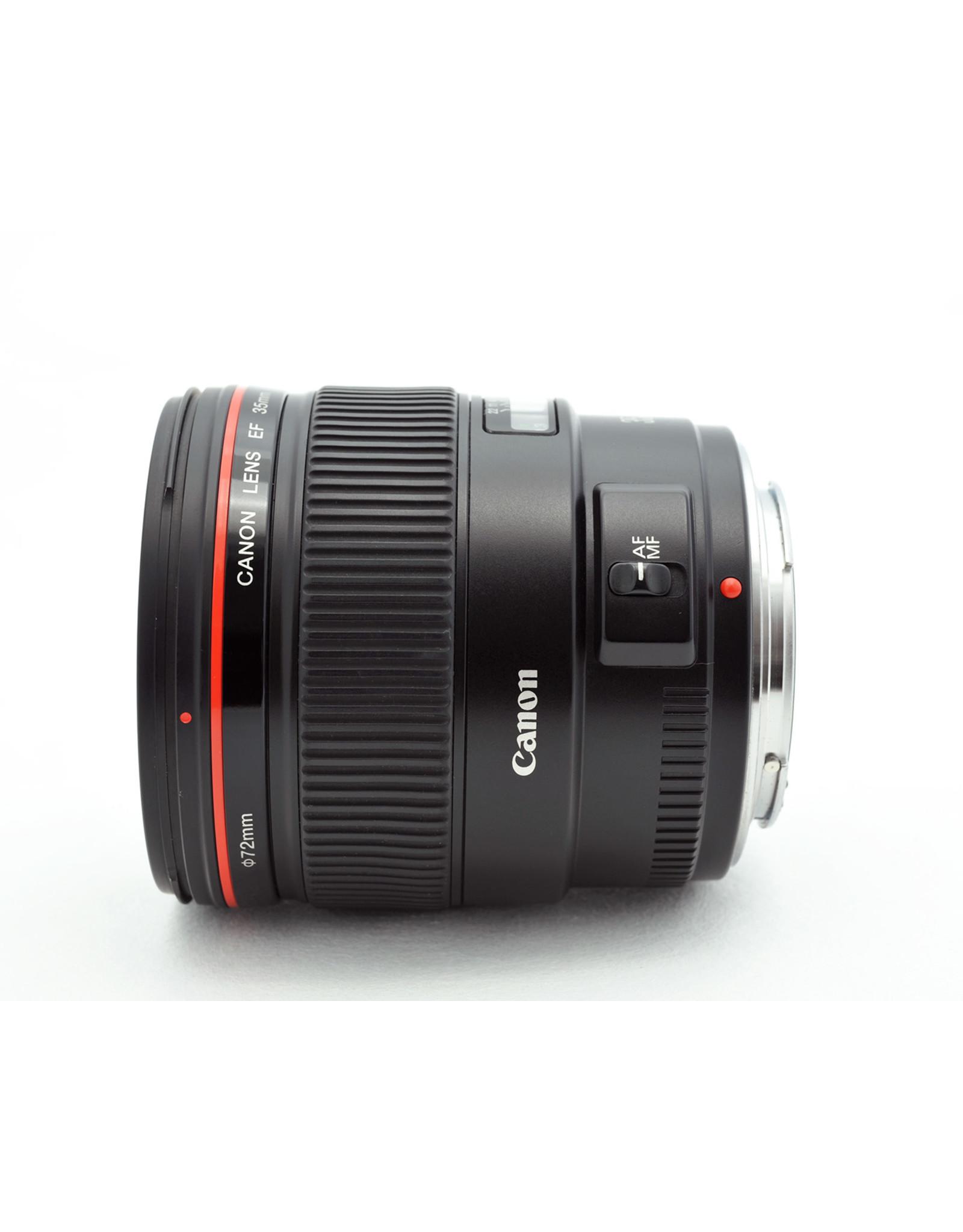 Canon Canon EF35mm f1.4L USM     ALC109605