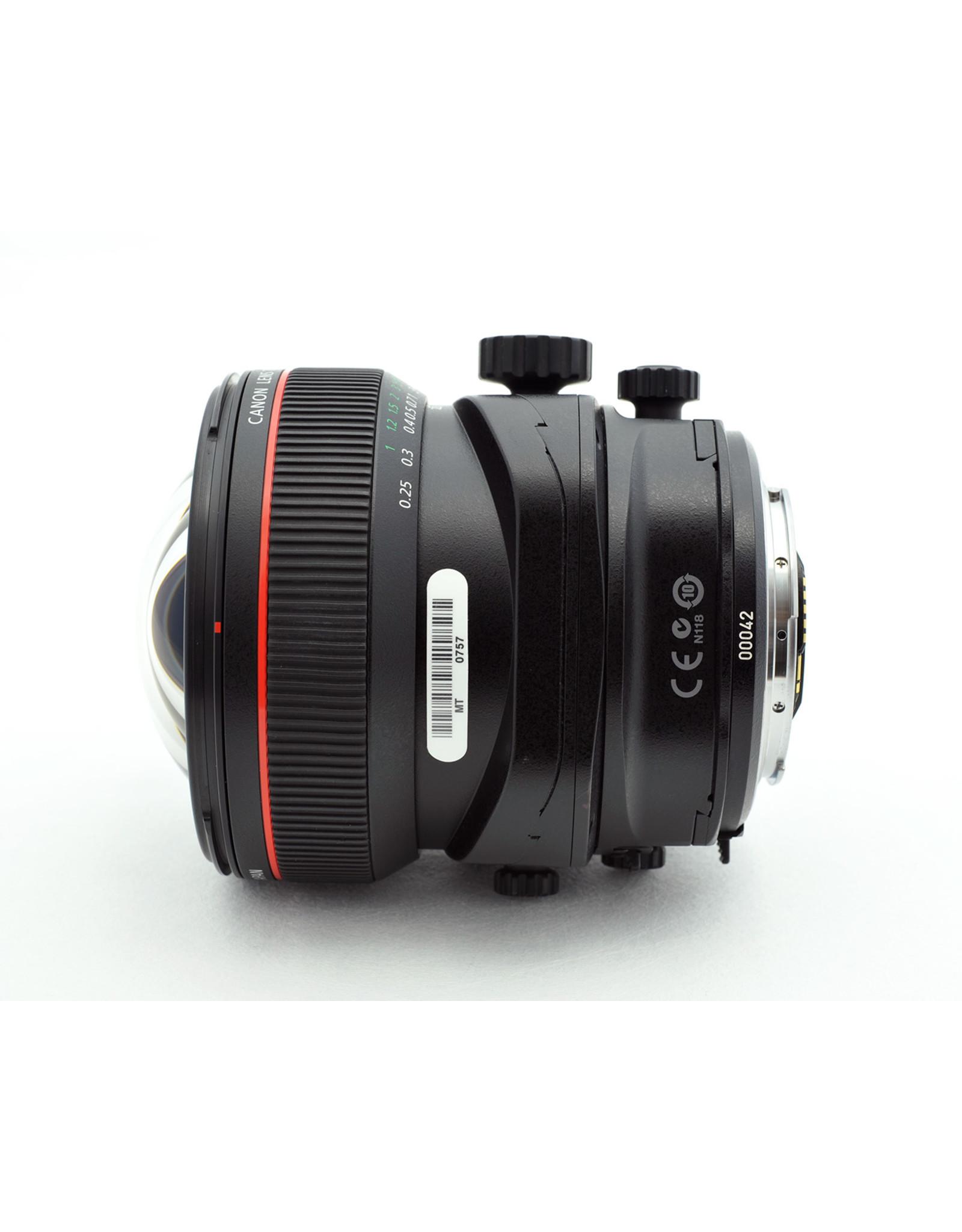Canon Canon TS-E17mm f4L     ALC109603