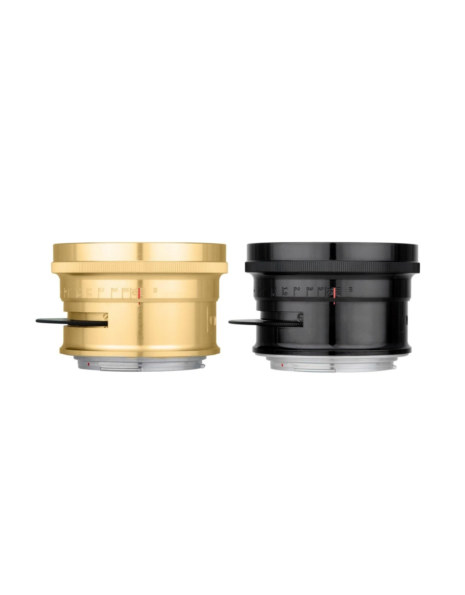 Lomography 32mm f2.5 Lomogon Art Lens Black (Nikon Fit)   Z325N