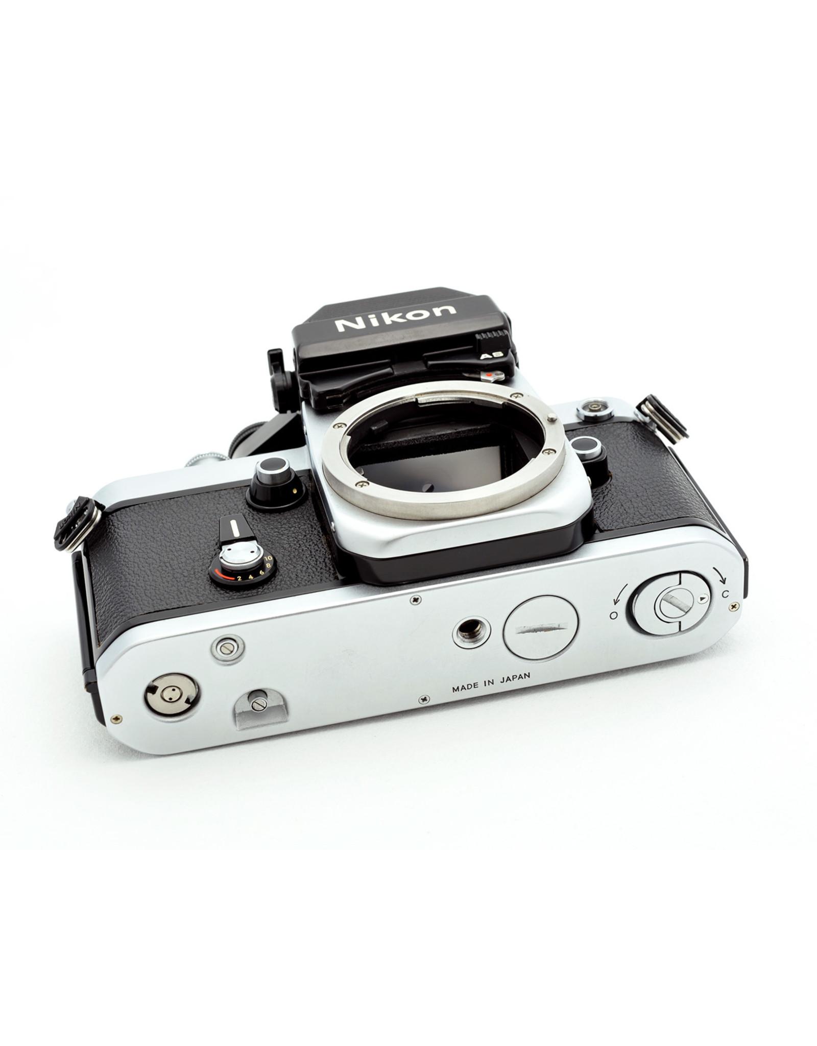 Nikon Nikon F2 Photomic AS Chrome   AP2121103