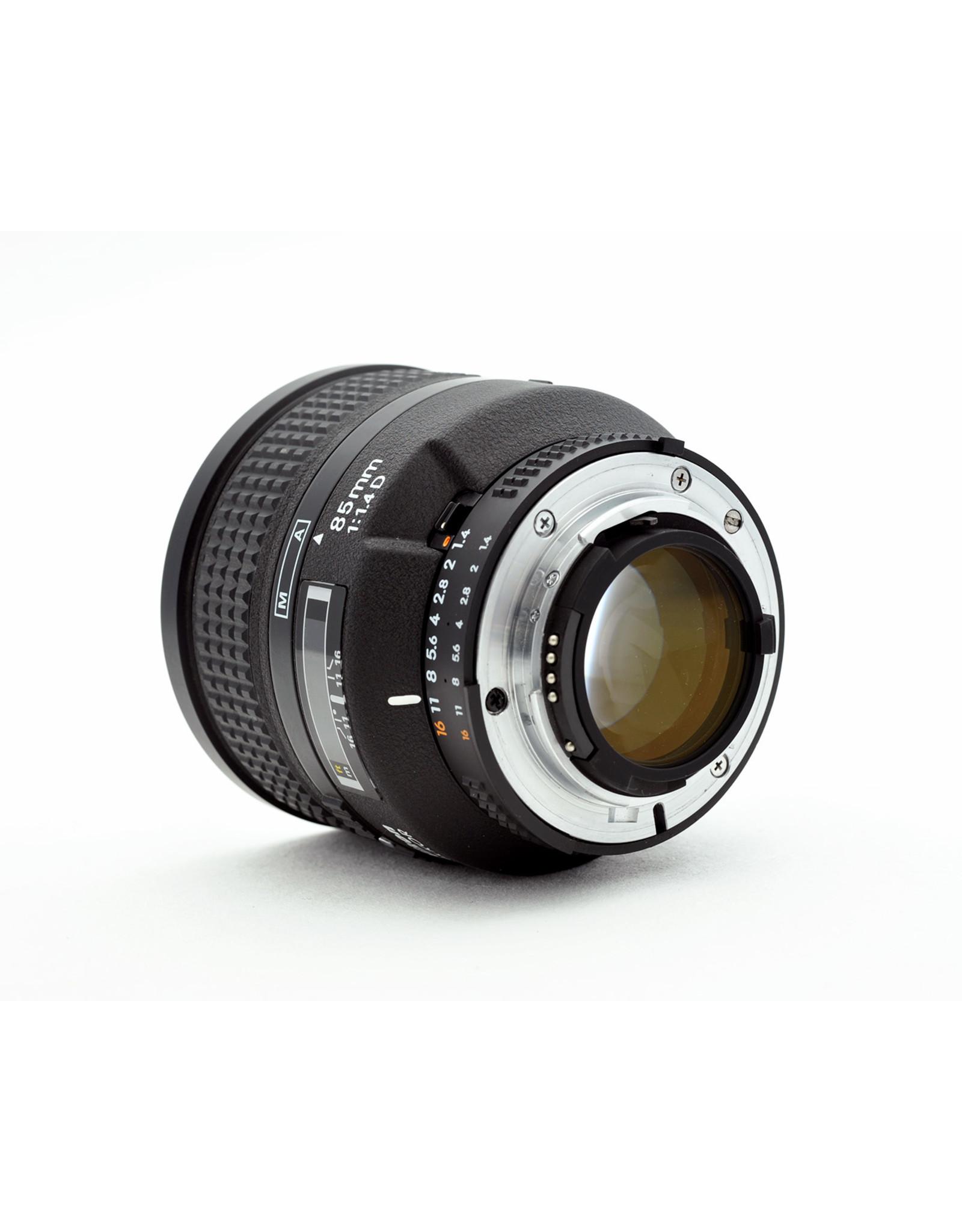 Nikon Nikon 85mm f1.4 AF-D   AP2121005