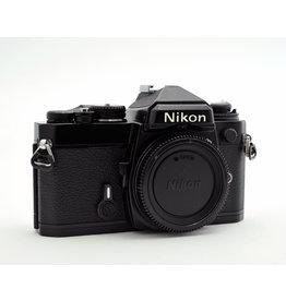 Nikon Nikon FE Black   AP2121603