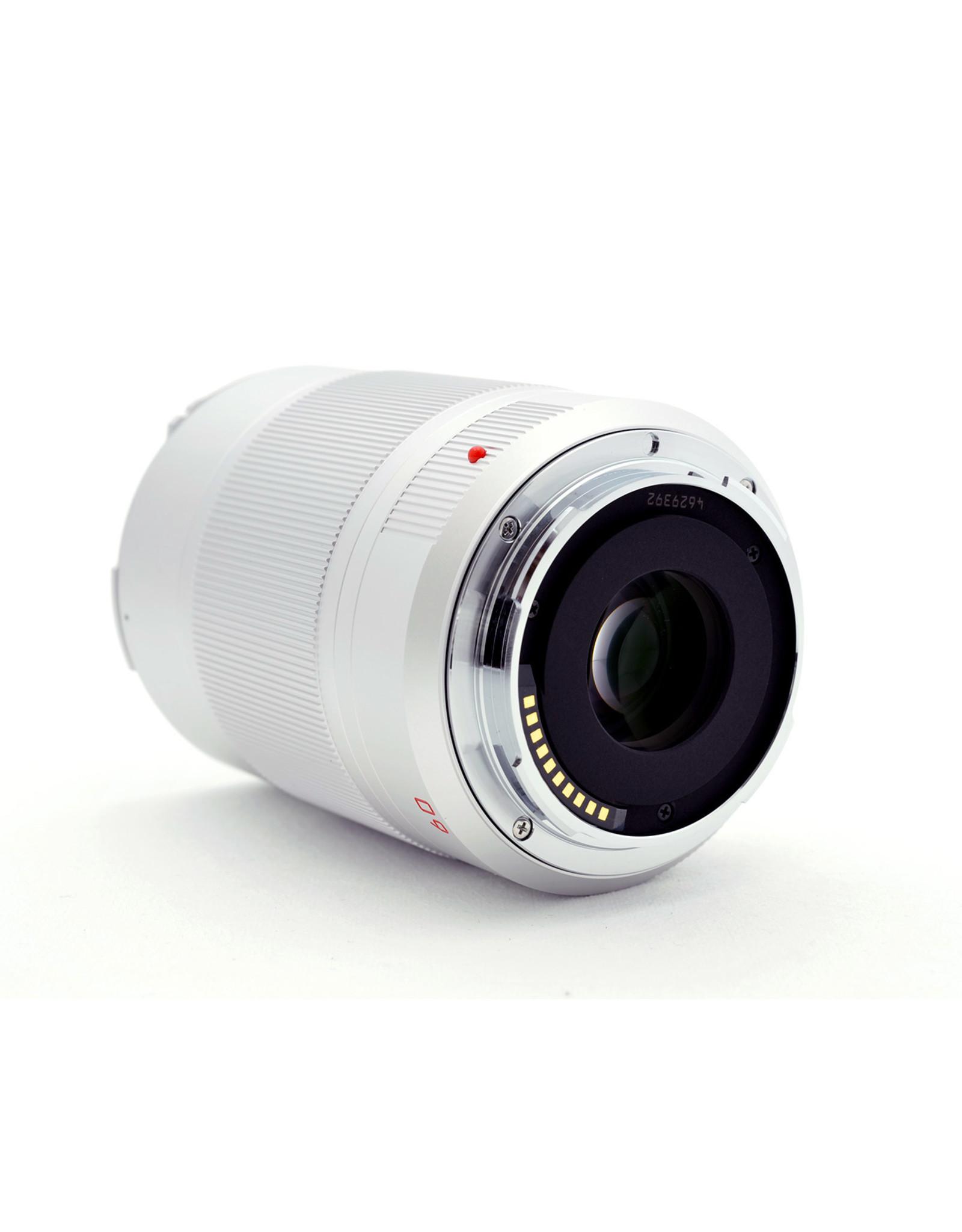 Leica Leica 60mm f2.8 Apo-Macro-Elmarit-TL Silver   AP2121107