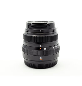 Fujifilm Fuji XF35mm f2 R WR Black 16481878